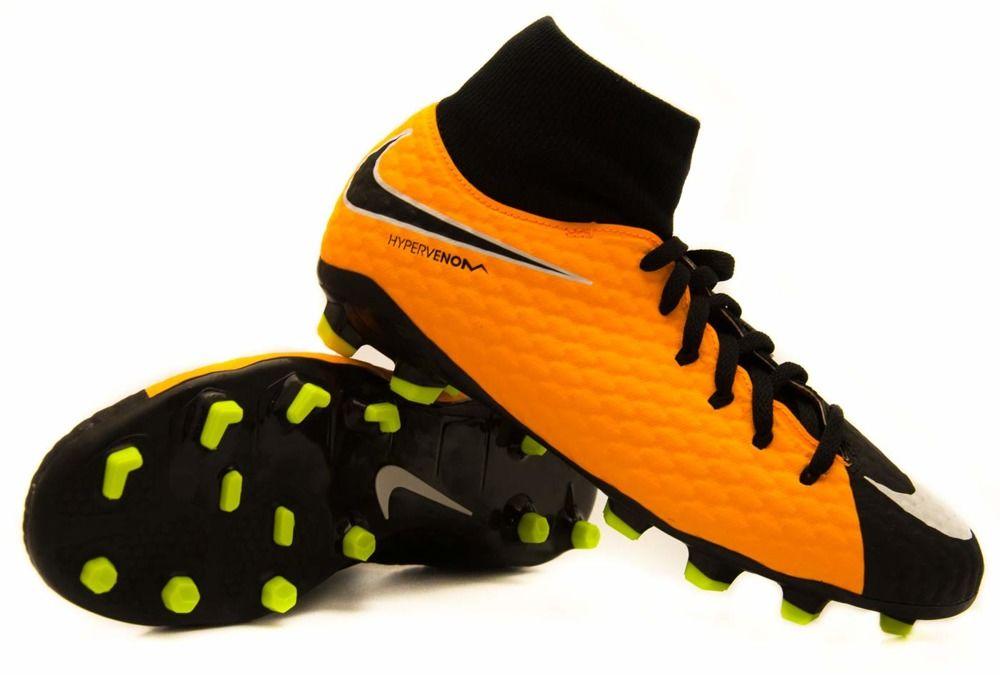 kupować tanio autentyczny buty na codzień Buty Nike Hypervenom Phelon DF FG 801 Korki - 42 ...