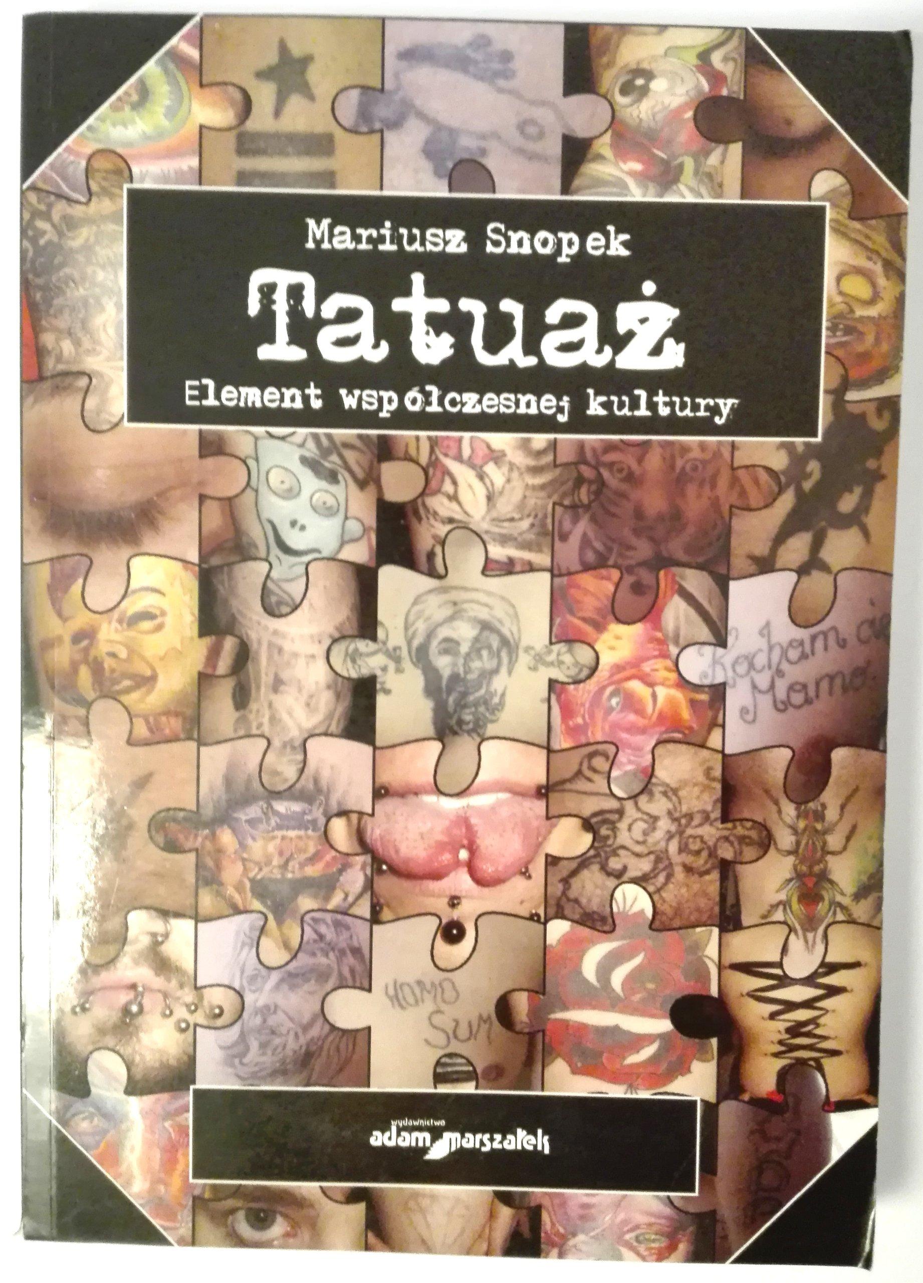 Tatuaż Mariusz Snopek Tatuaże Robienie Tatuaży