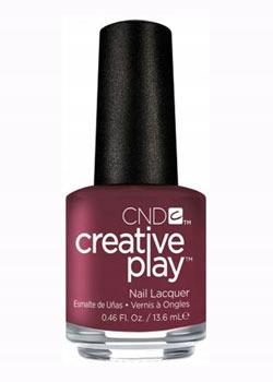 Lakier CND Creative Play Currantly Single 13,6ml