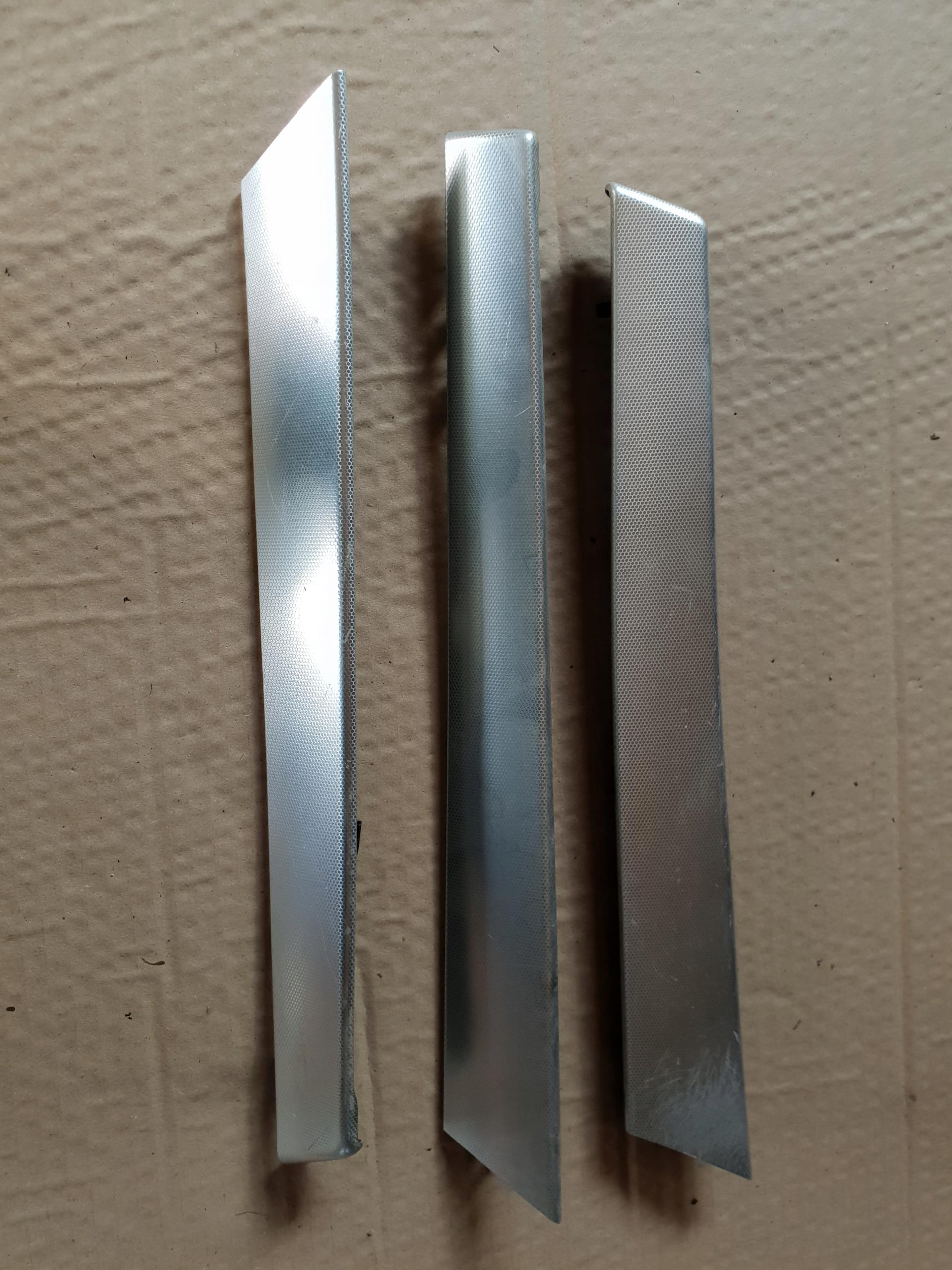 Listwy Ozdobne Wewnętrzne Drzwi Audi A3 8p 7587051936