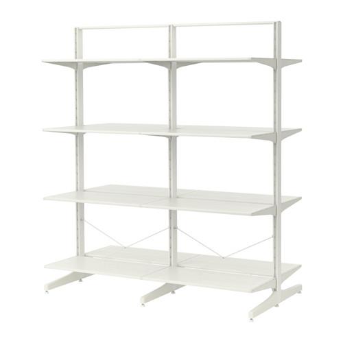 Ikea System Algot Garderoba Biuro Półki Fv 7062372768