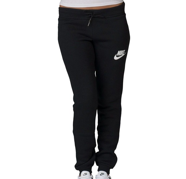 b51e68a35 Nike RALLY PANT TIGHT Spodnie dresowe S - 7183401501 - oficjalne archiwum  allegro