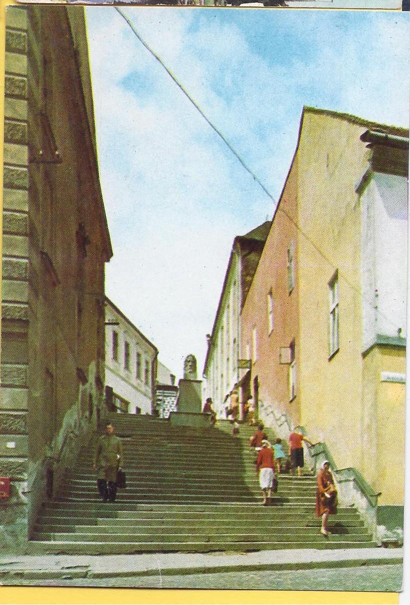 Tarnow 1969 Ul Wielkie Schody 7304302406 Oficjalne Archiwum Allegro