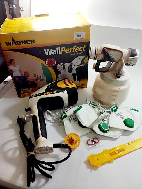 PISTOLET DO MALOWANIA WAGNER W565 WALL PERFECT