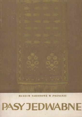 Pasy jedwabne - Katalog zbiorów