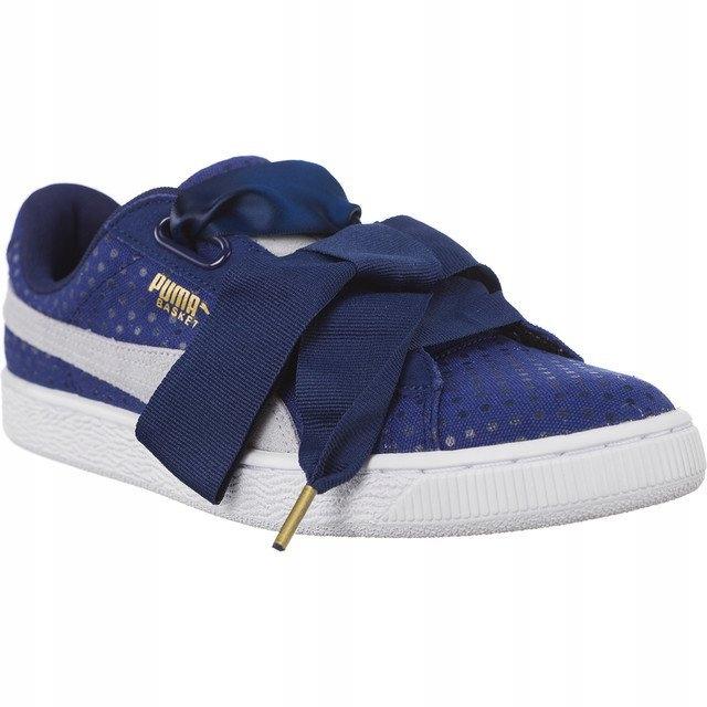 Niebieskie Buty Damskie Sportowe Puma r.40 7641815805