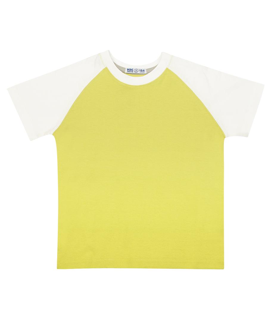 5bbd3452b KIKI T-shirt chłopięcy r.146 KJE-9110 - 7308261963 - oficjalne ...