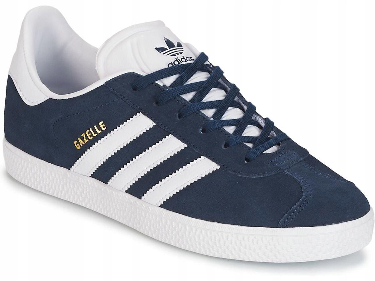 0e5635e2 Adidas 23 Gazelle Oficjalne 7390506297 Buty 38 J Dziecięce 77tqwdr