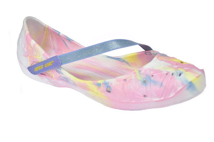 Buty do wody na plażę jeżowce koralowce A2556W 36