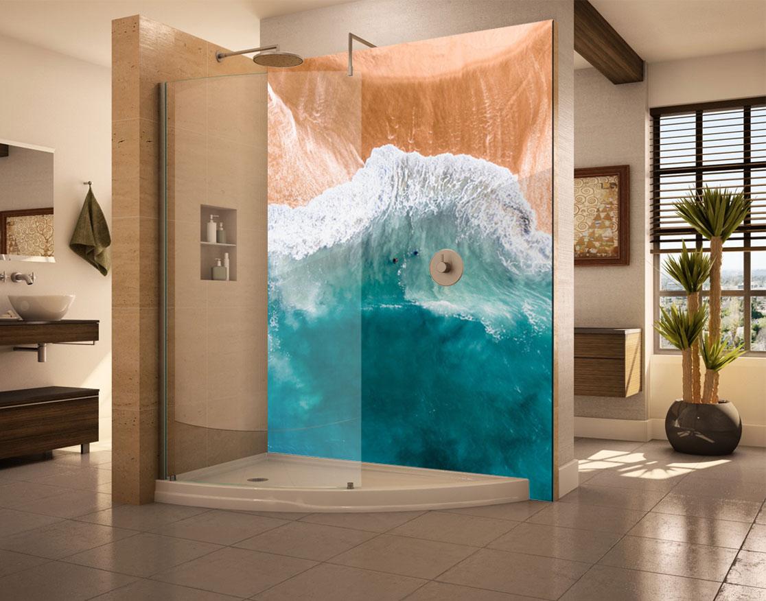 Szkło Hartowane Do łazienki Pod Prysznic Na Wymiar