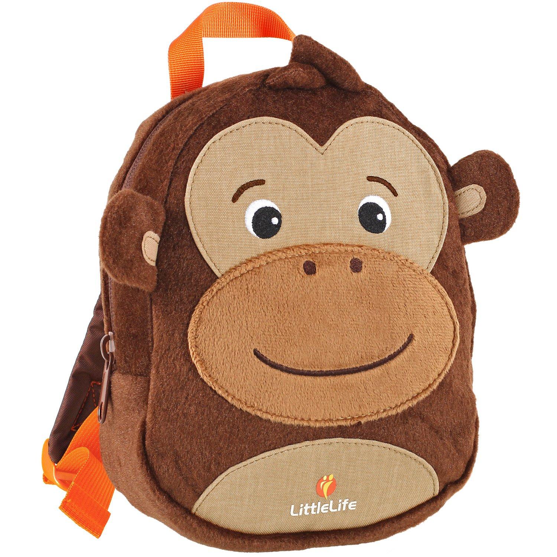 1c074ef19f601 Plecaczek dla przedszkolaka LITTLELIFE MAŁPKA 1-3 - 7400555396 ...