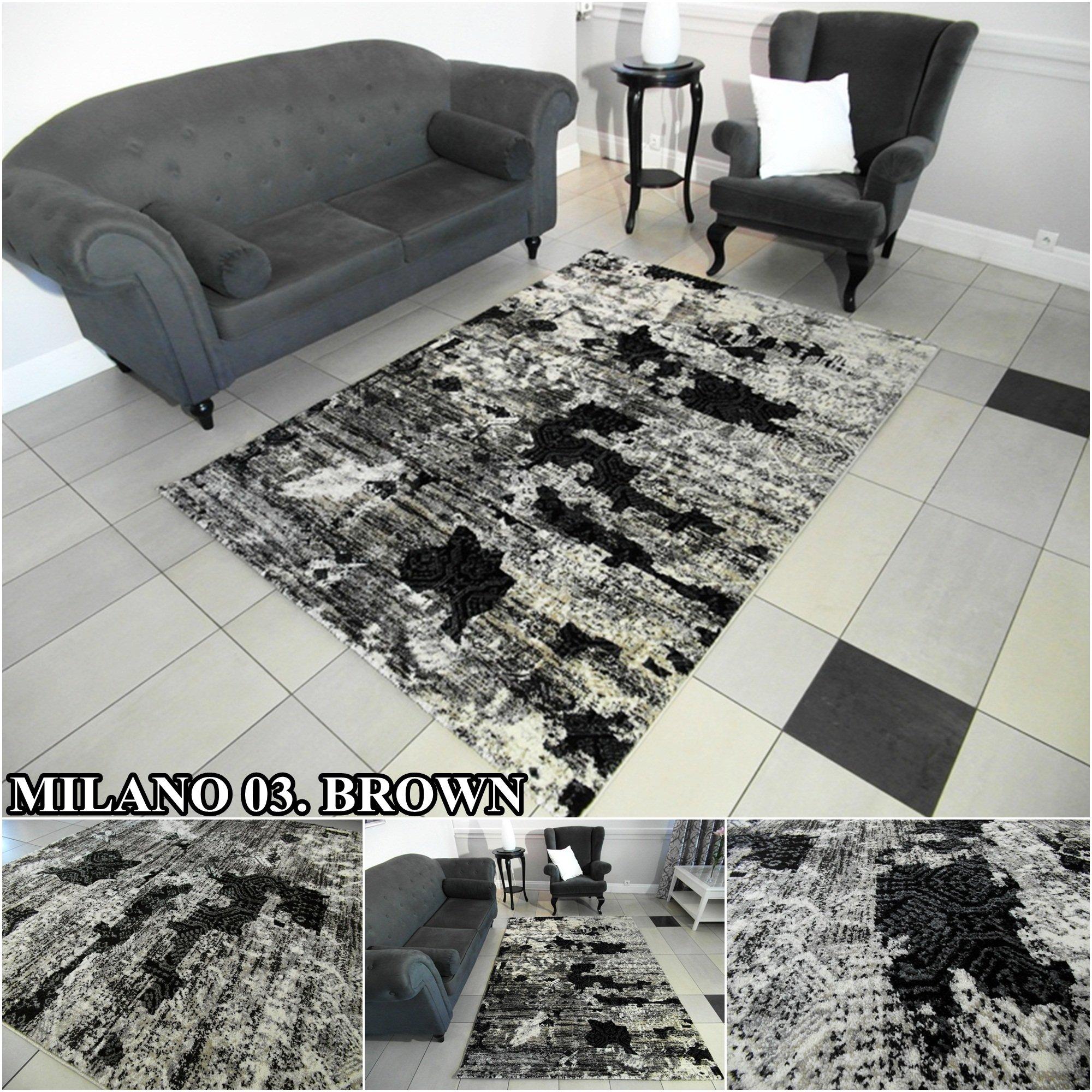 Dywany Milano Fryz 200x300 6 Wzorów 200x290 7017688342