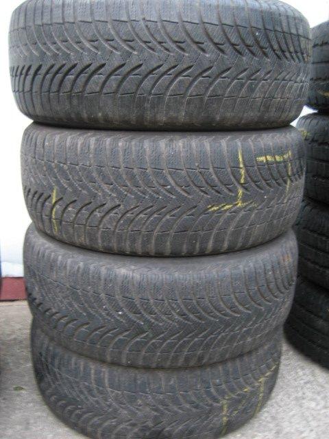 Opony Zimowe 22550 17 Michelin Alpin A4 6995786181 Oficjalne