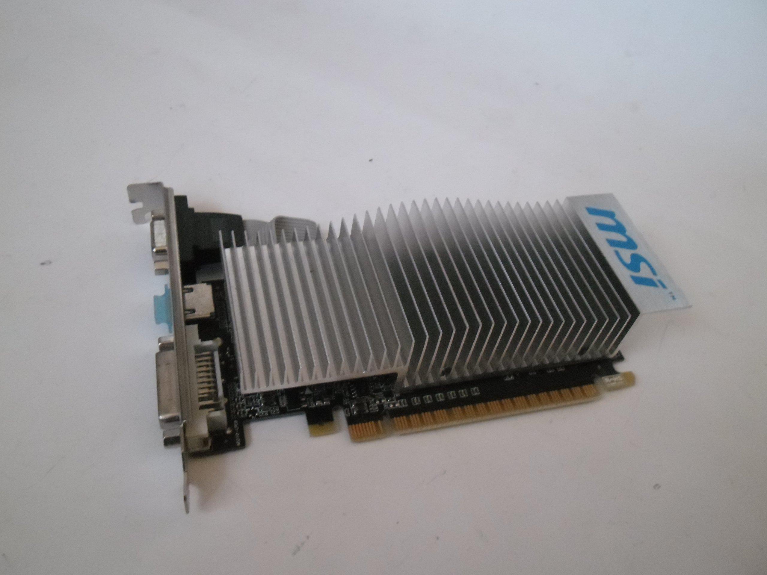 MSI N210 MD1GD3H WINDOWS 7 X64 TREIBER