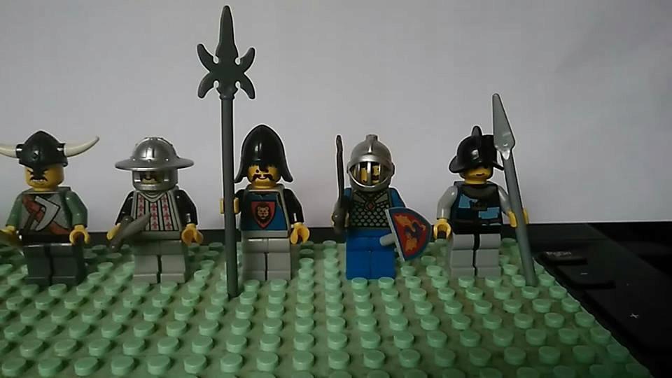 Klocki Legochińskie Ludziki 7475760614 Oficjalne Archiwum Allegro