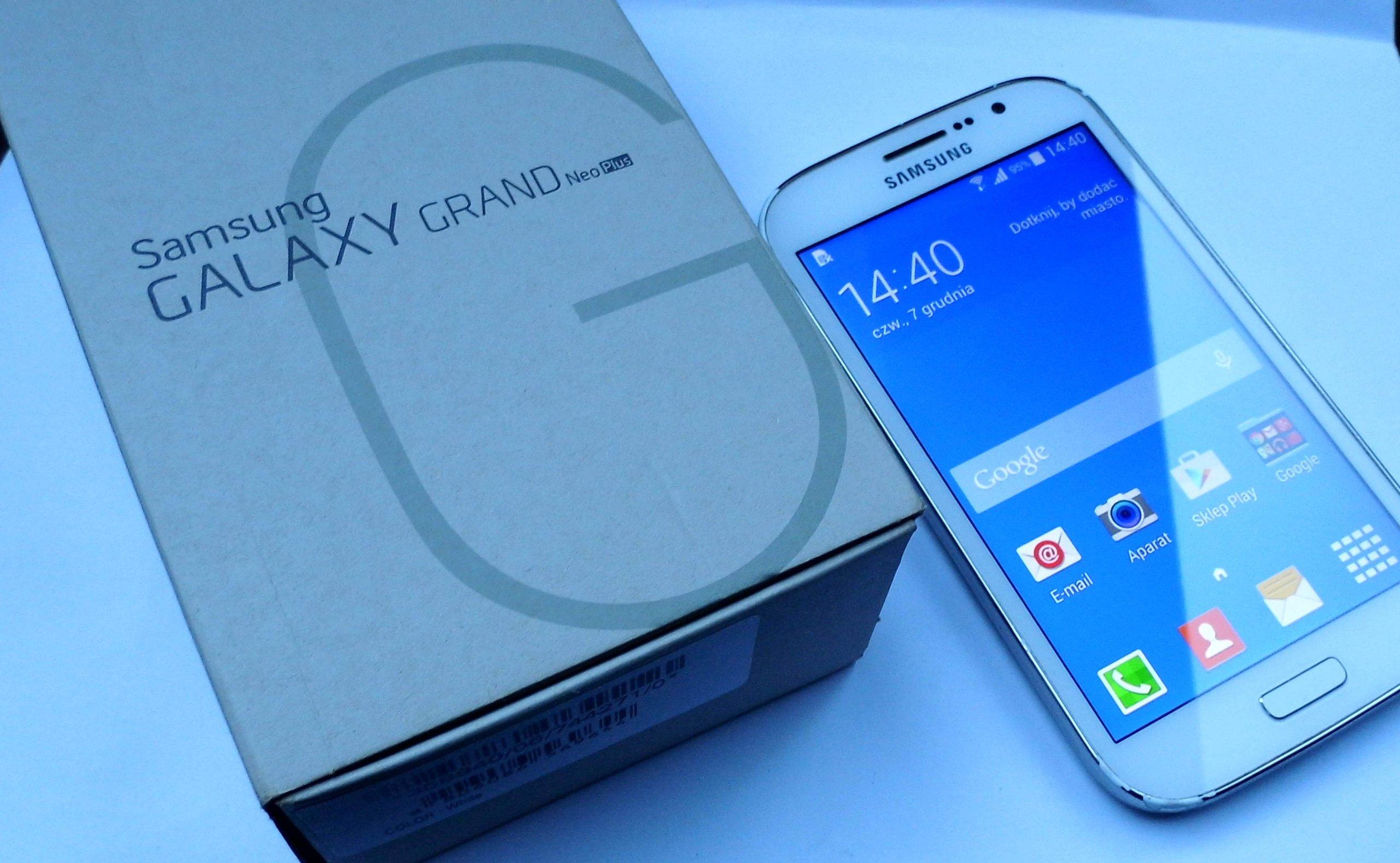 Samsung Galaxy Grand Neo Plus I9060 5 Stan Bdb 7081666264