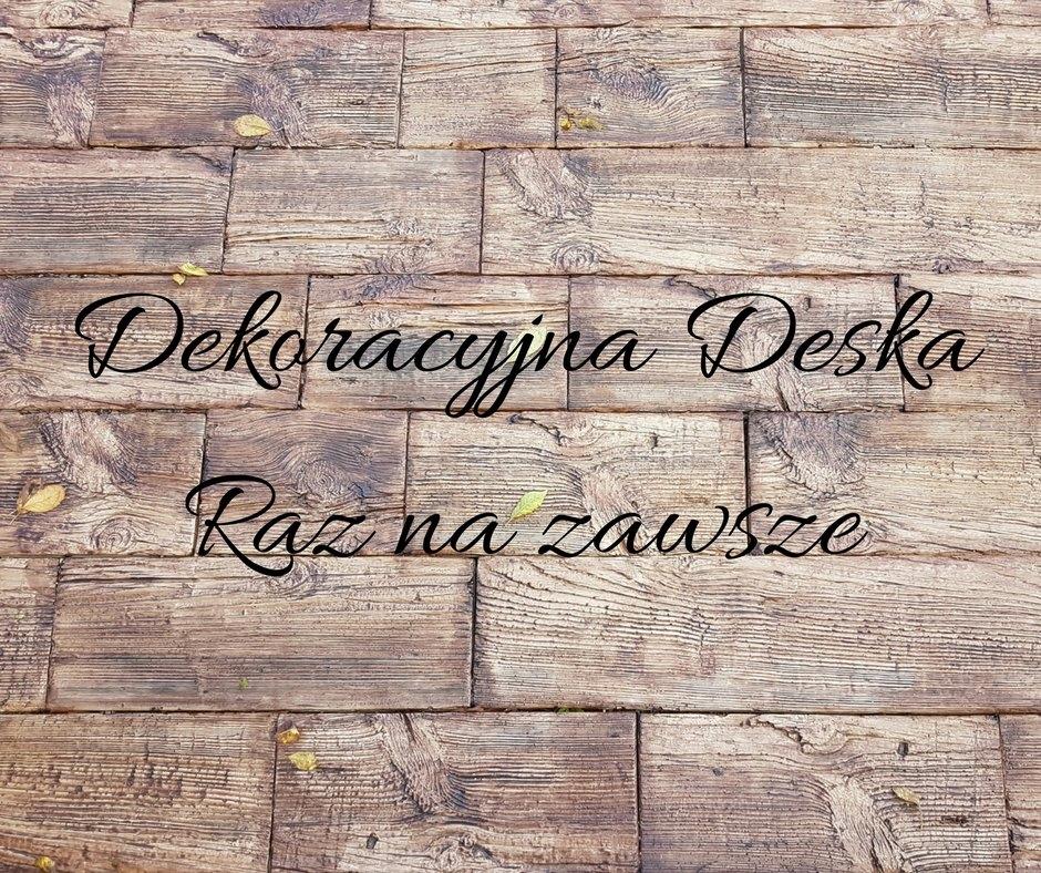 Płyty Chodnikowetarasowe Drewno Betonowe Dekorlux