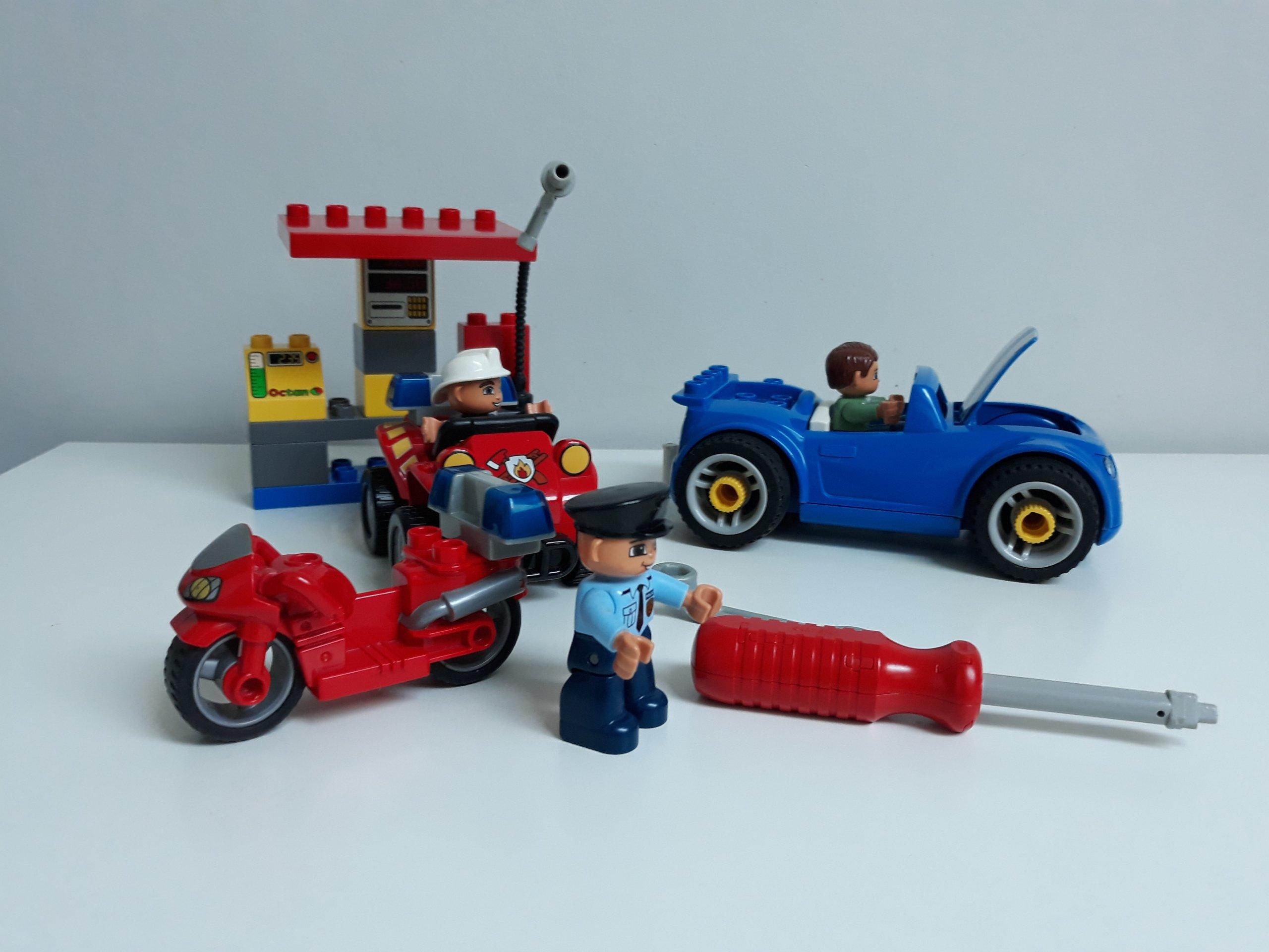 Klocki Lego Duplo Zestawy Dla Chłopców Rózne 7403576766