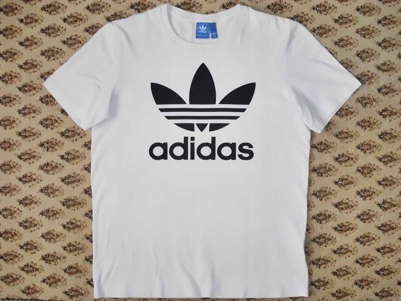 2e88b57e3 T-shirt ADIDAS ORIGINALS Trefoil roz. M - 7736452281 - oficjalne ...