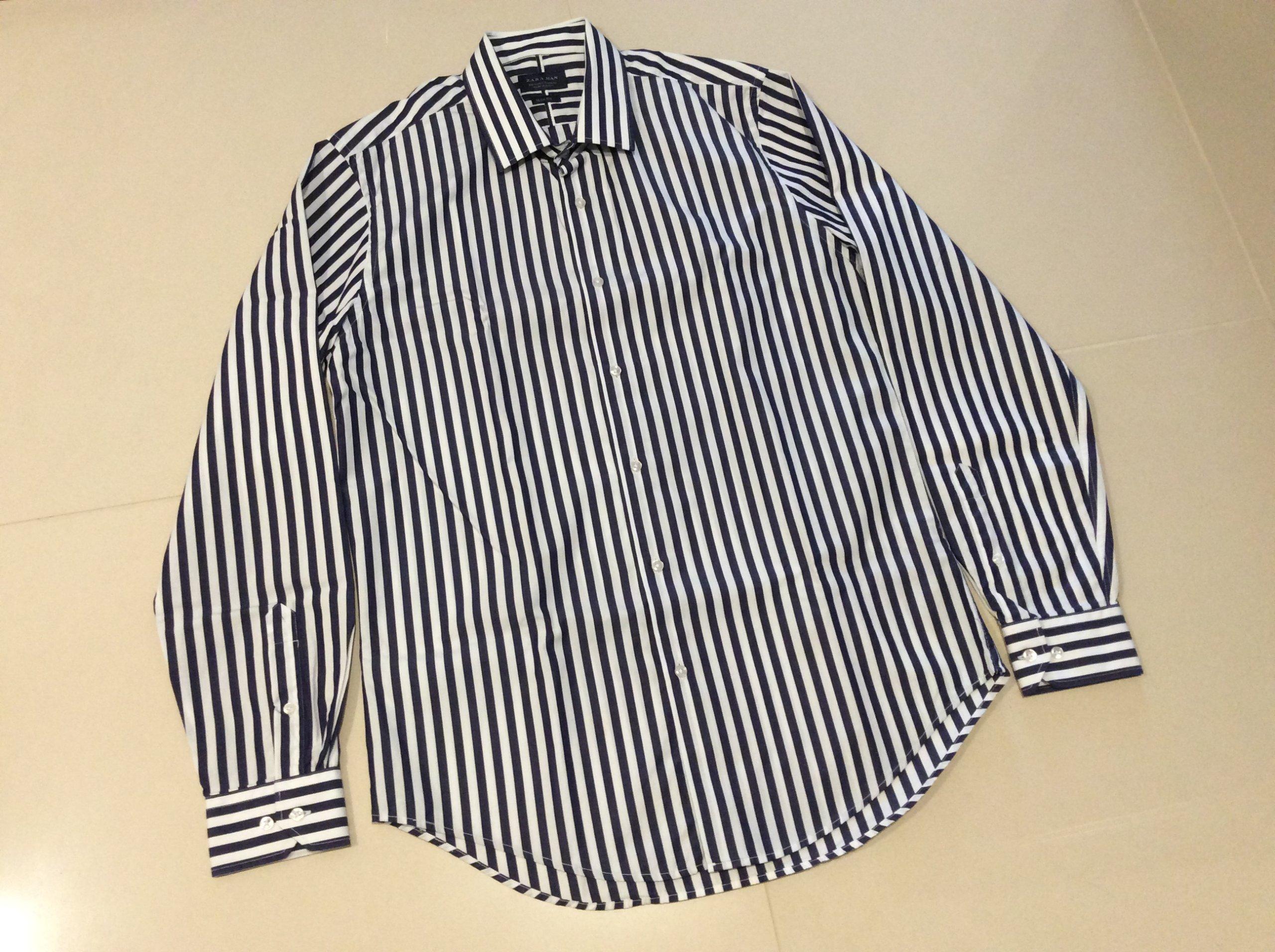 85b81743 Zara 3 Koszule Komplet 7182164944 amp;m H Oficjalne Archiwum Allegro ...