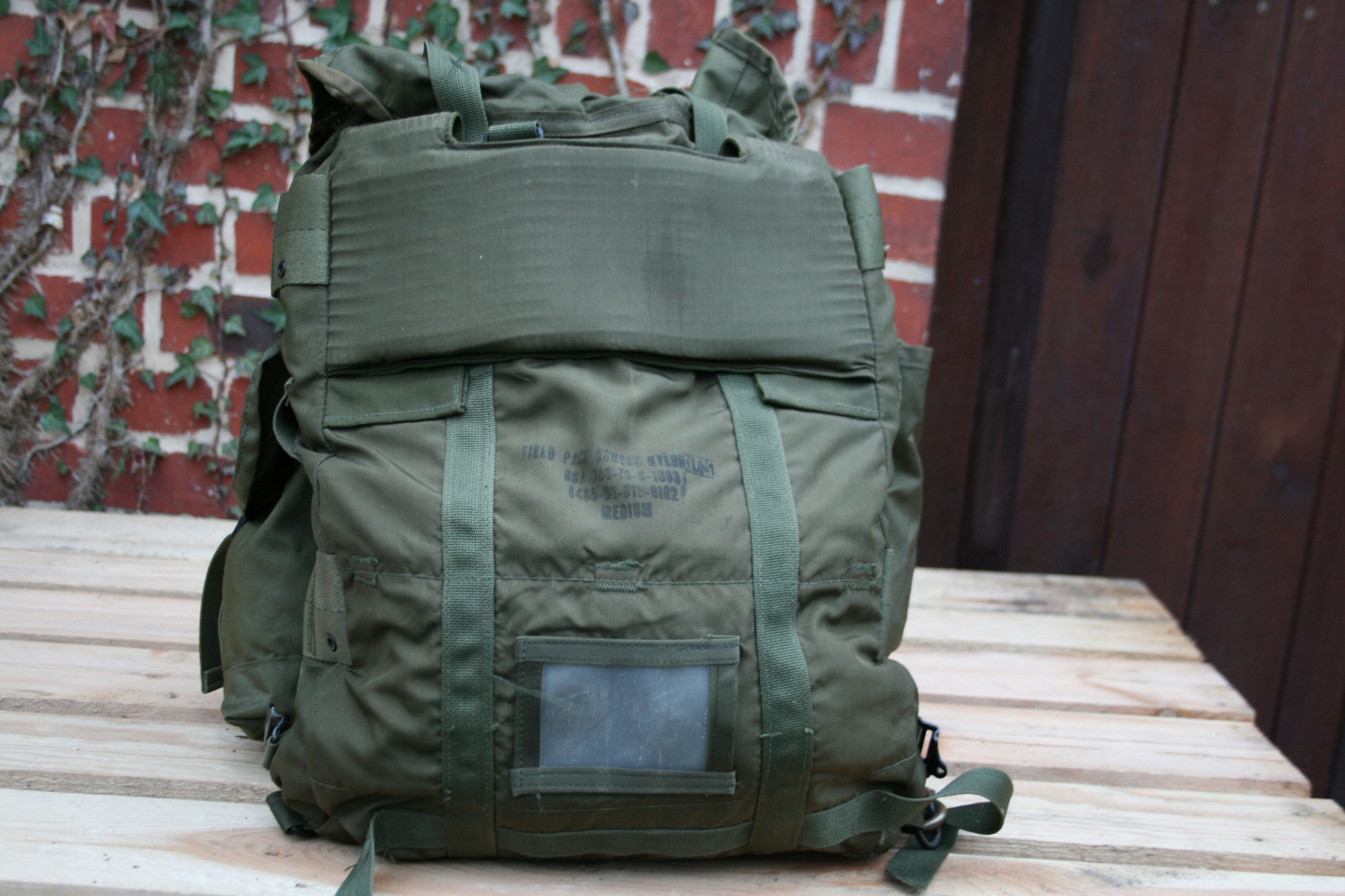 a276a75797c06 Plecak ALICE MEDIUM us army kontraktowy oryginał - 7687147843 ...