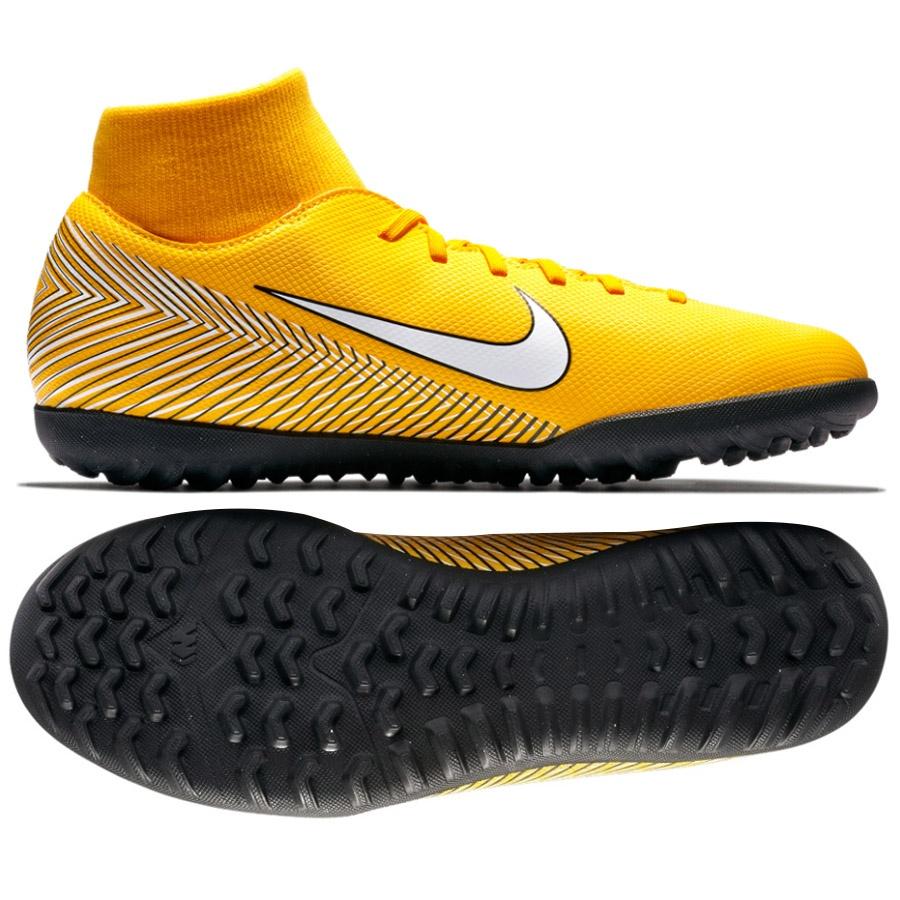 135a11d5bed1 Buty Nike Mercurial Neymar SuperflyX 6 Club TF 39 - 7509765486 - oficjalne  archiwum allegro