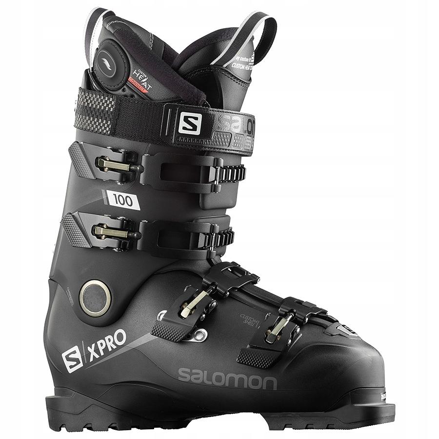 Buty narciarskie Salomon X PRO 100 CH Connect r.27