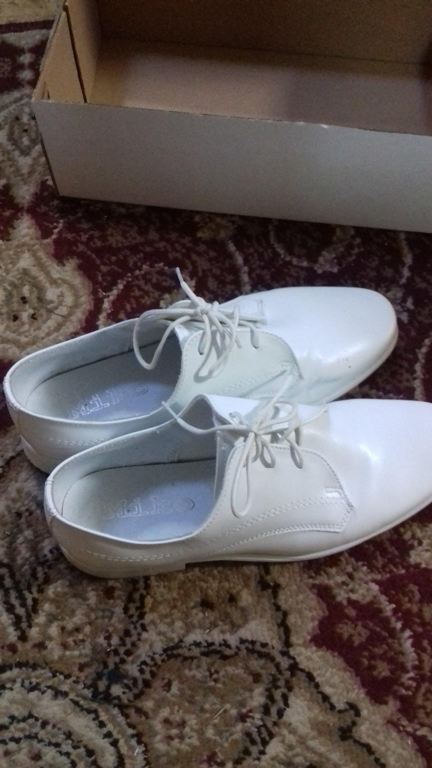 bdd94d5e4b buty komunijne dla chłopca - 7329318363 - oficjalne archiwum allegro