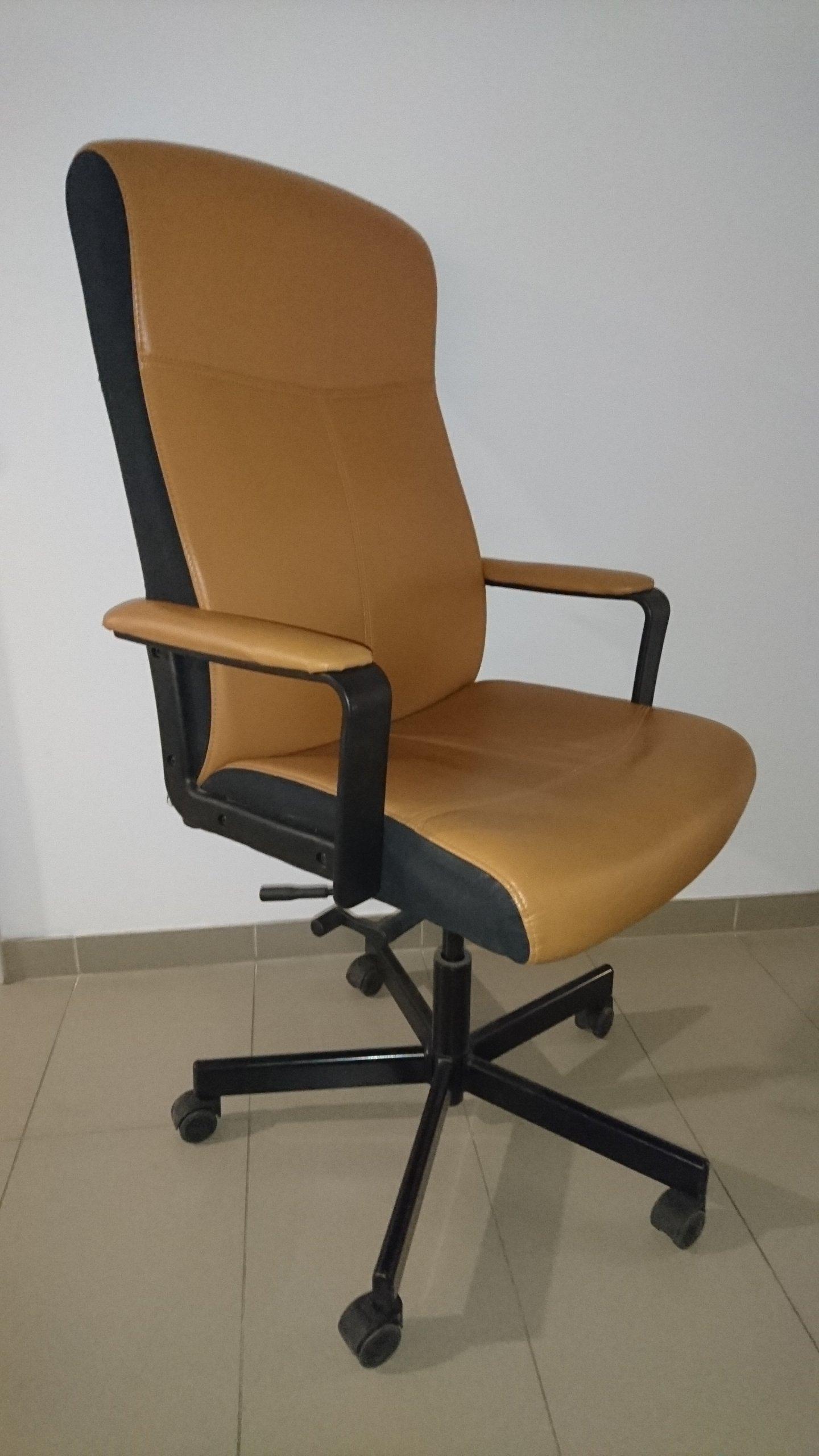 Fotel Biurowy Ikea 7185436157 Oficjalne Archiwum Allegro