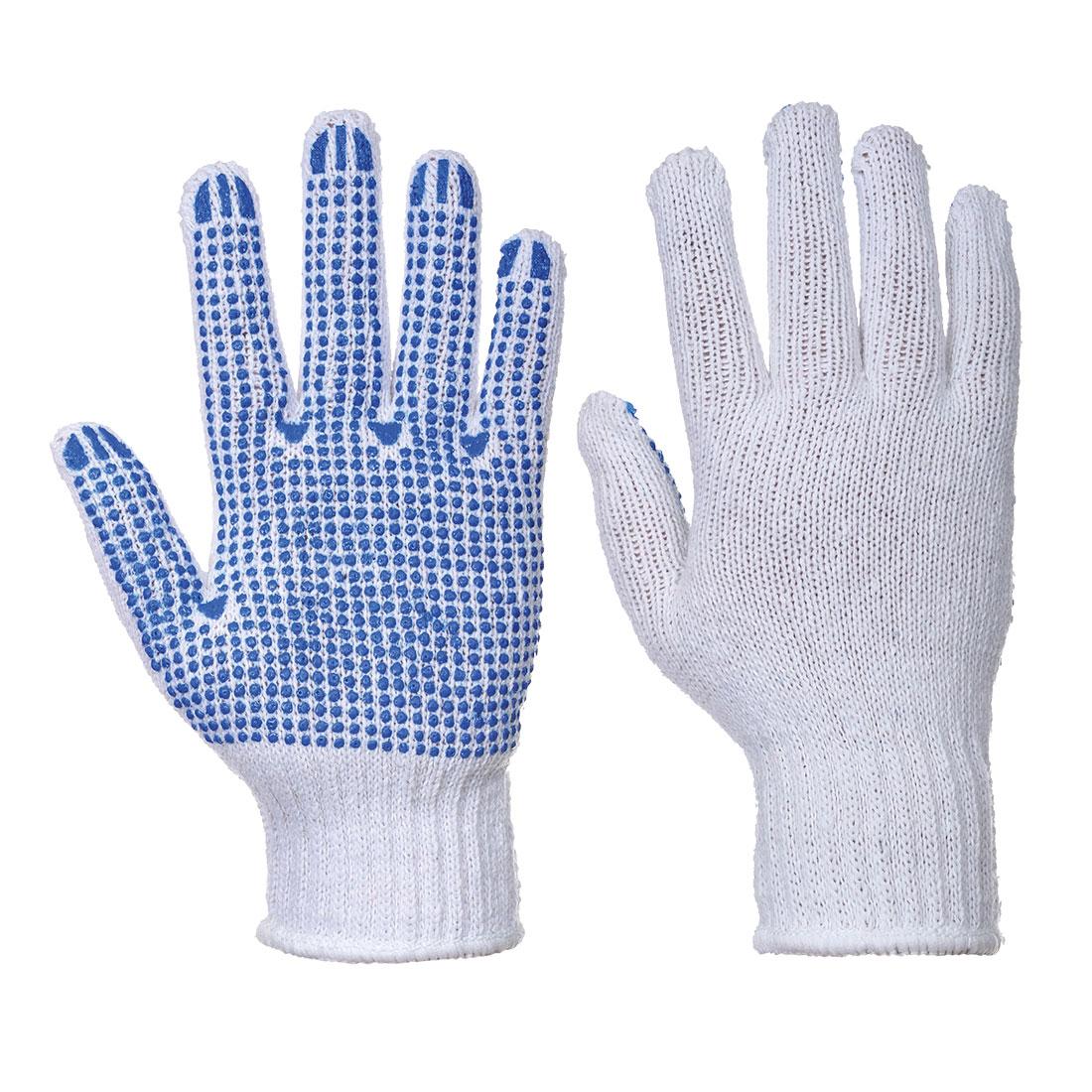 Rękawice robocze nakrapiane A111 Portwest r.8/M
