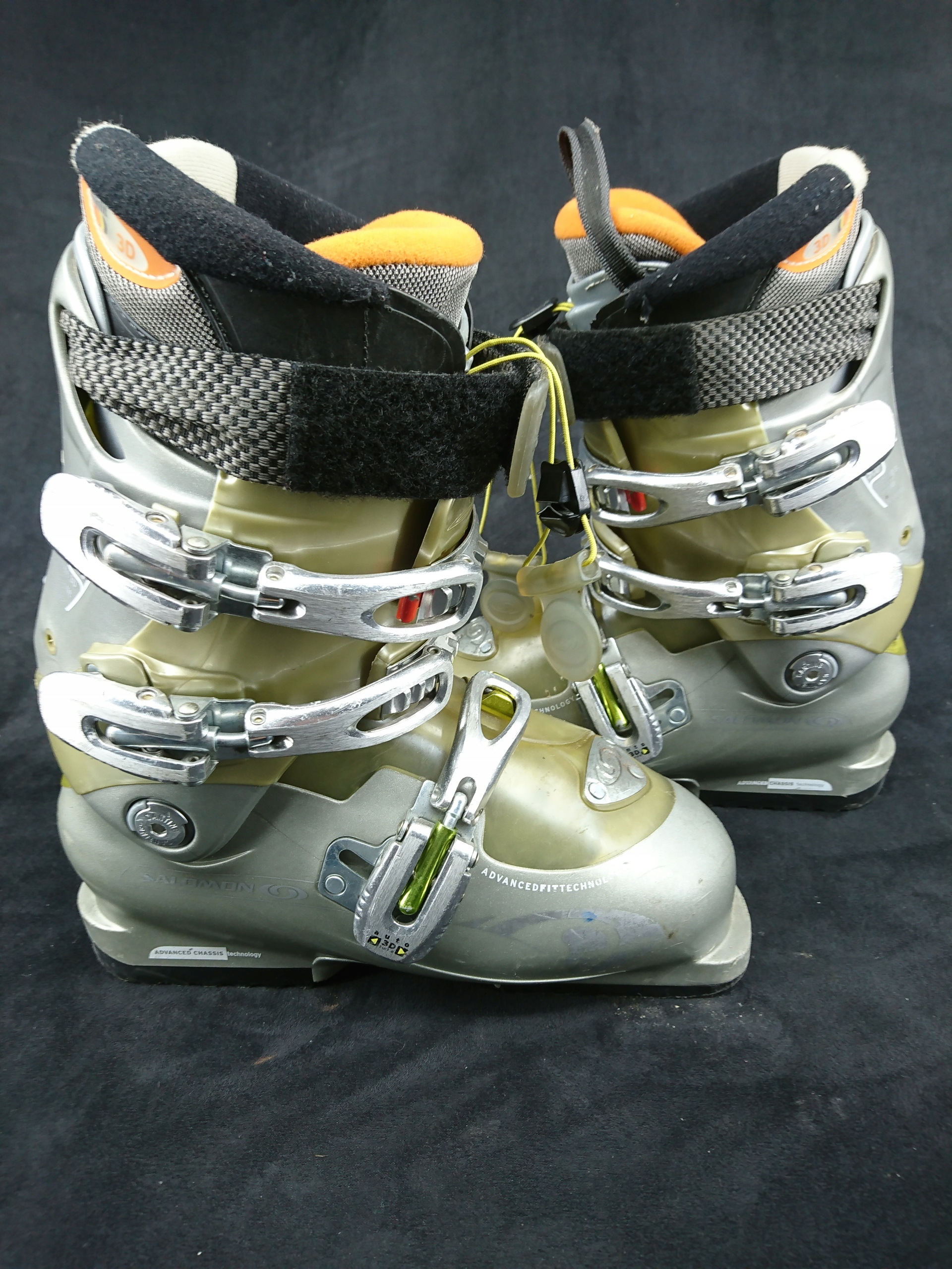 Buty narciarskie SALOMON ELLIPSE 9.0 24 CM 7721539376