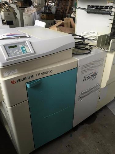Minilab Fuji Frontier 350,kasety,części,brutto