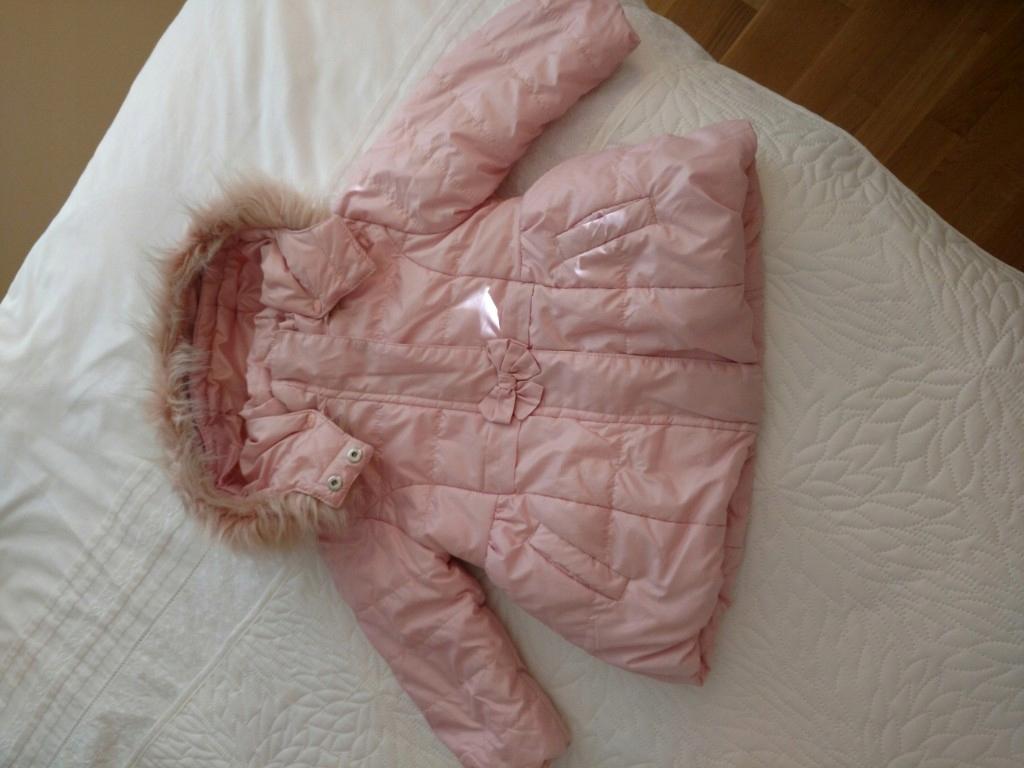 f6ddf06c825fea kurtka niemowlęca dziewczynka wójcik r 86 - 7592851311 - oficjalne ...