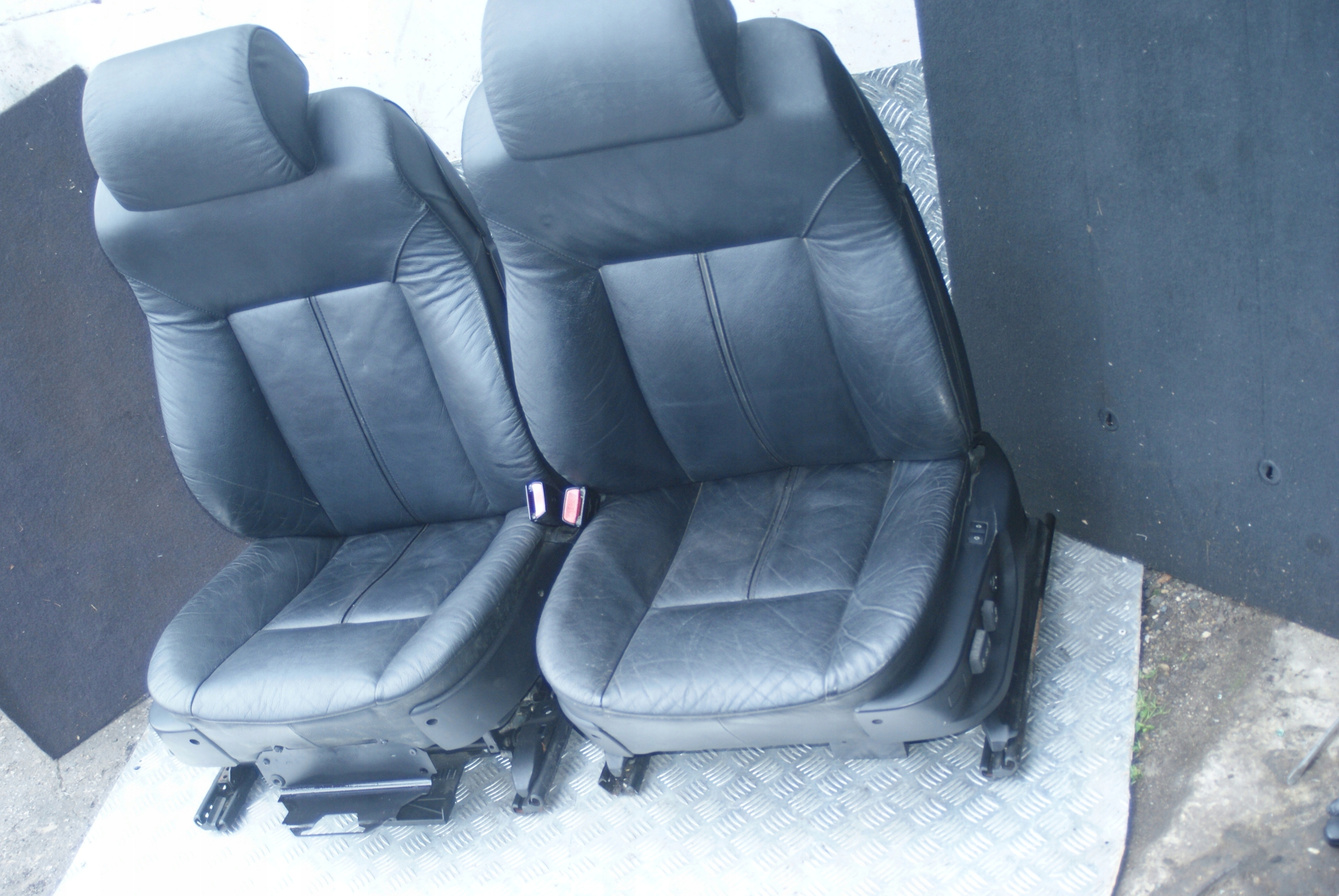 Fotele Skura Komfort Bmw E39 Sedan Elektryczne 7535477686