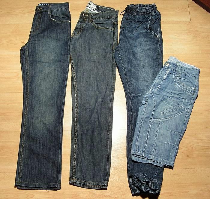 d4d4711c7517a Zestaw spodni dla chłopca 158/164 SUPER! - 7721278775 - oficjalne ...
