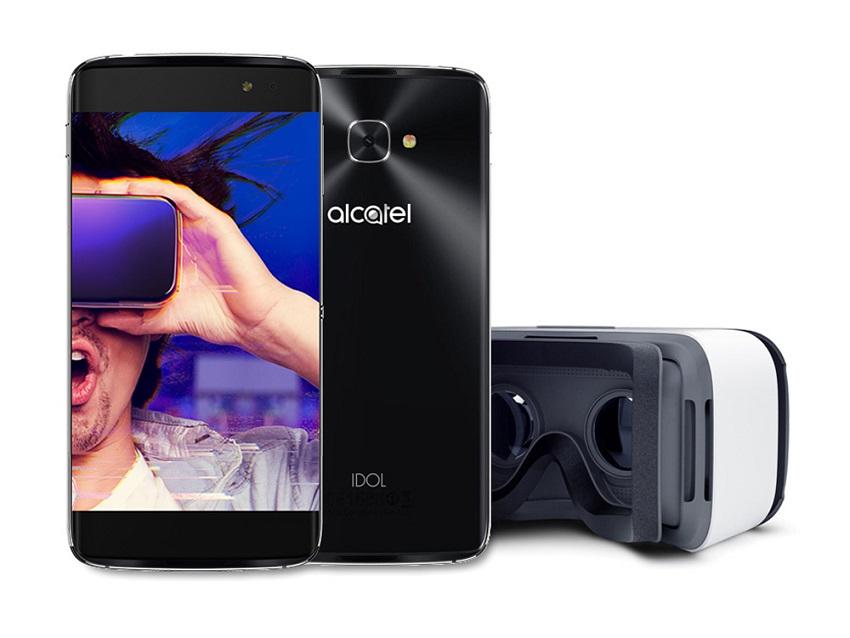 ALCATEL IDOL 4S 6070K 3gb 32GB 16mp Okulary VR F23