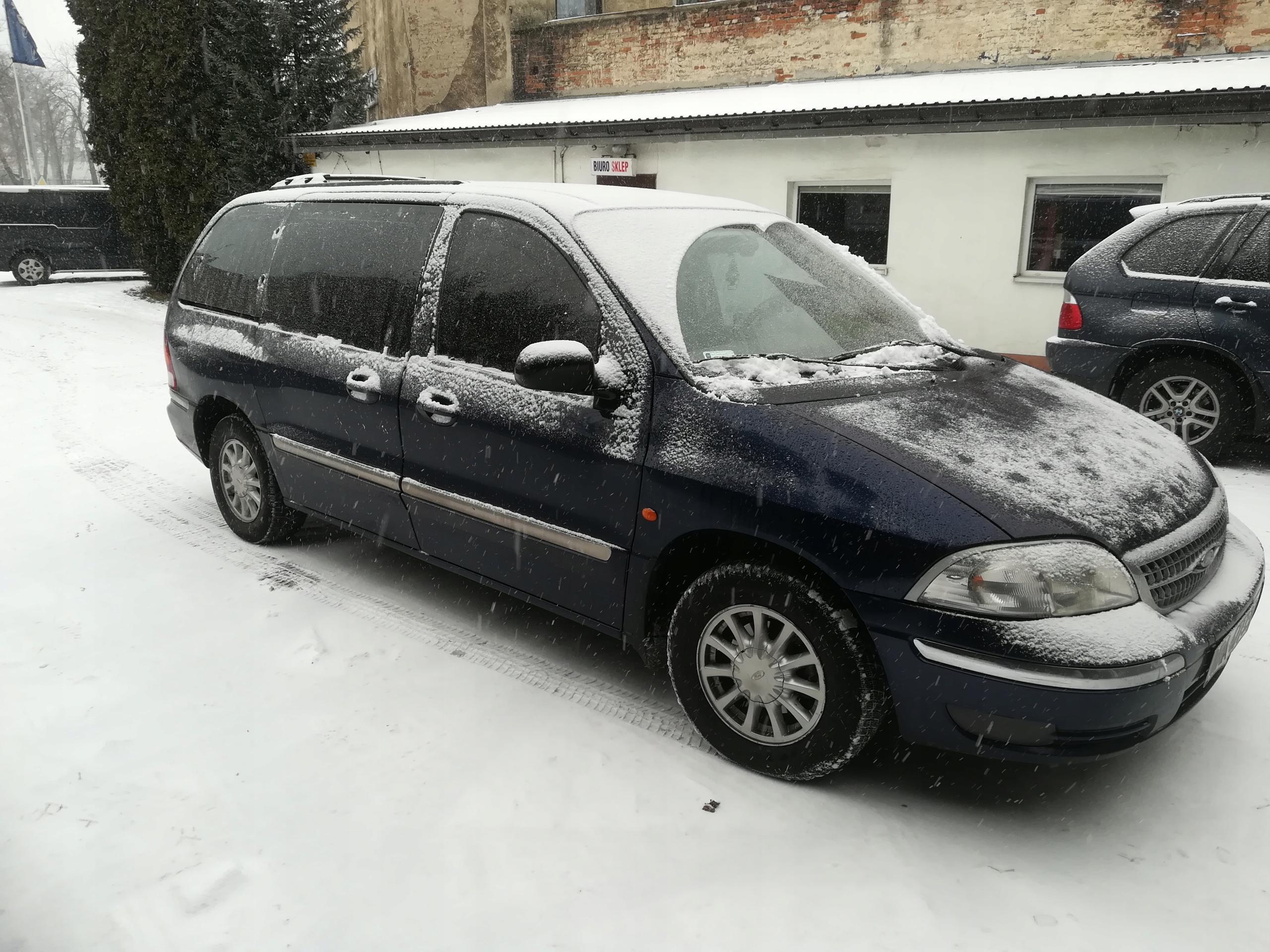 Ford Windstar 2000r 3.0 v6 7 osobowy