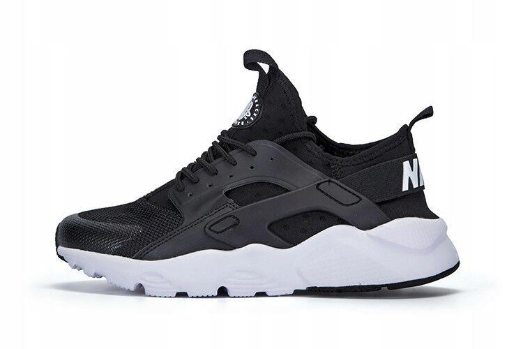 Moda Niskie Buty Nike Damskie Air Huarache Run Se Biały