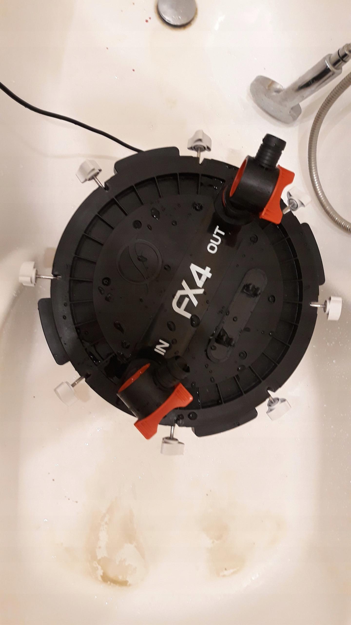 Fluval FX4 Filtr do akwarium