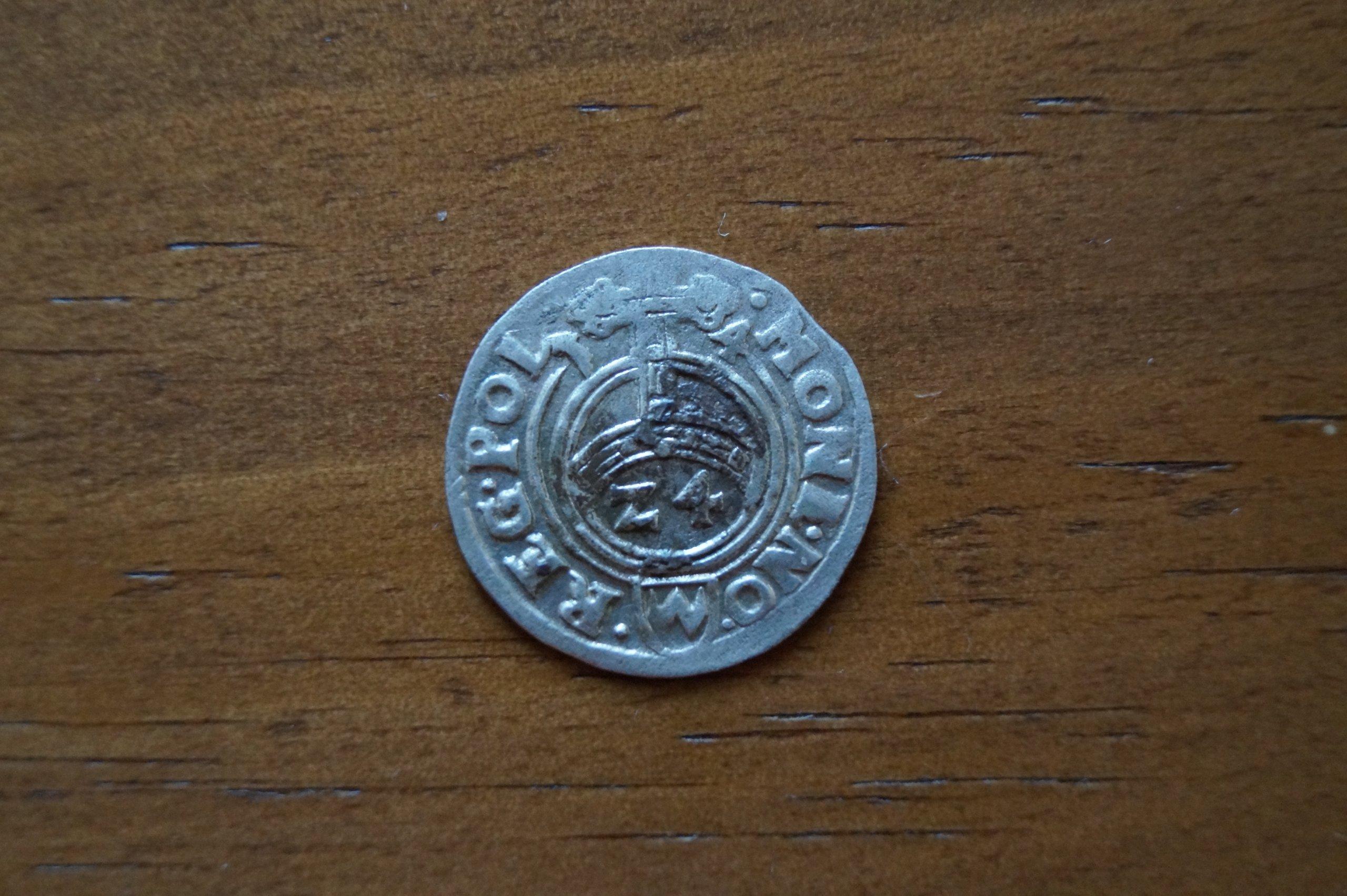 Półtorak 1614, odmiana z Orłem