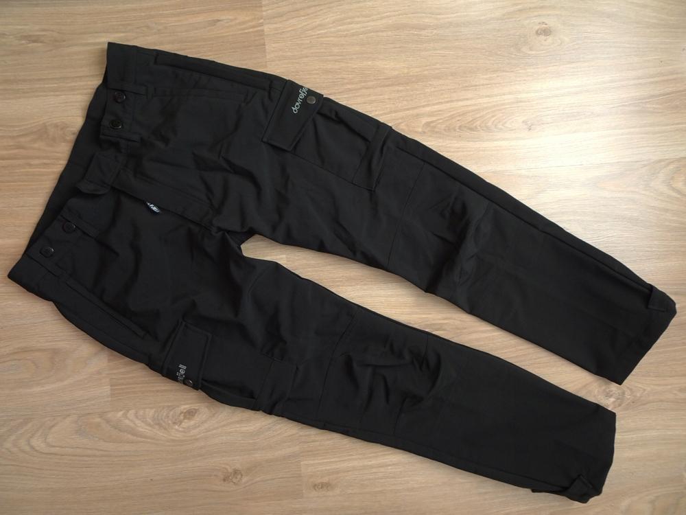 Męskie spodnie ____DOVREFJELL ____ softshell _XL