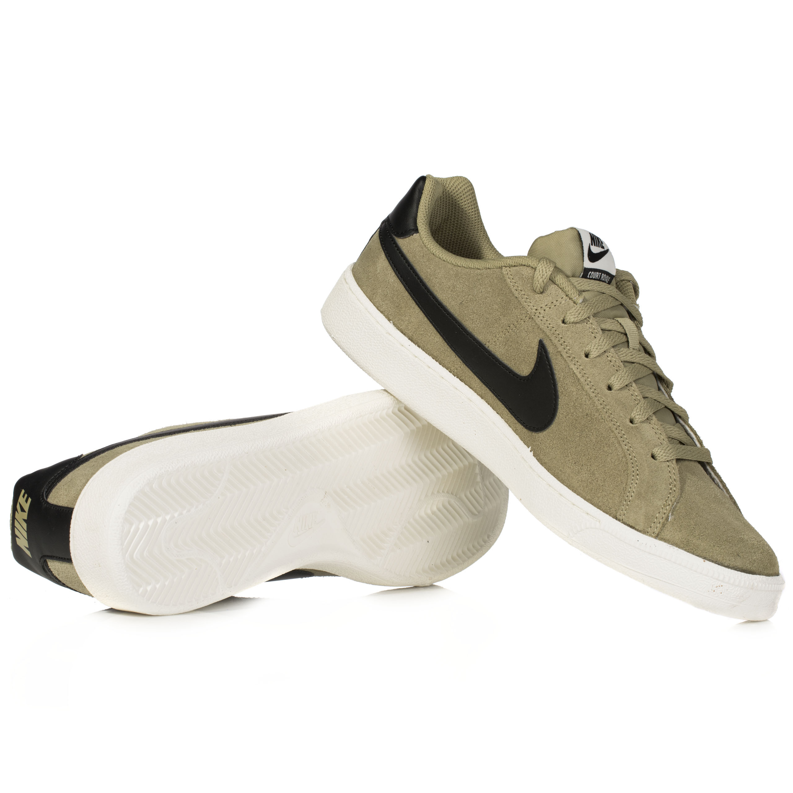 9391de79c278 Buty męskie Nike Court Royale Suede 819802-200 - 7251348601 ...