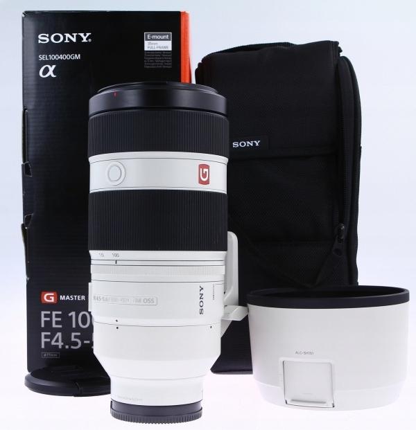 INTERFOTO: Sony 100-400/4.5-5.6 FE GM SEL100400GM