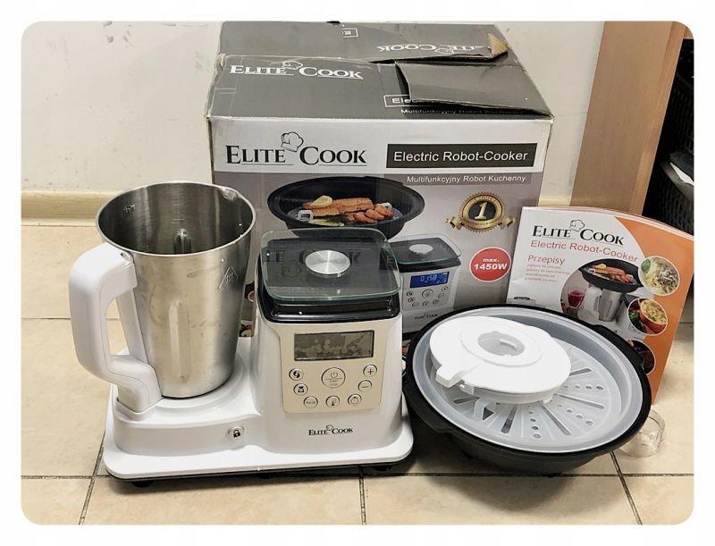 Robot Kuchenny Multicooker Elite Cook Okazja 7756213597