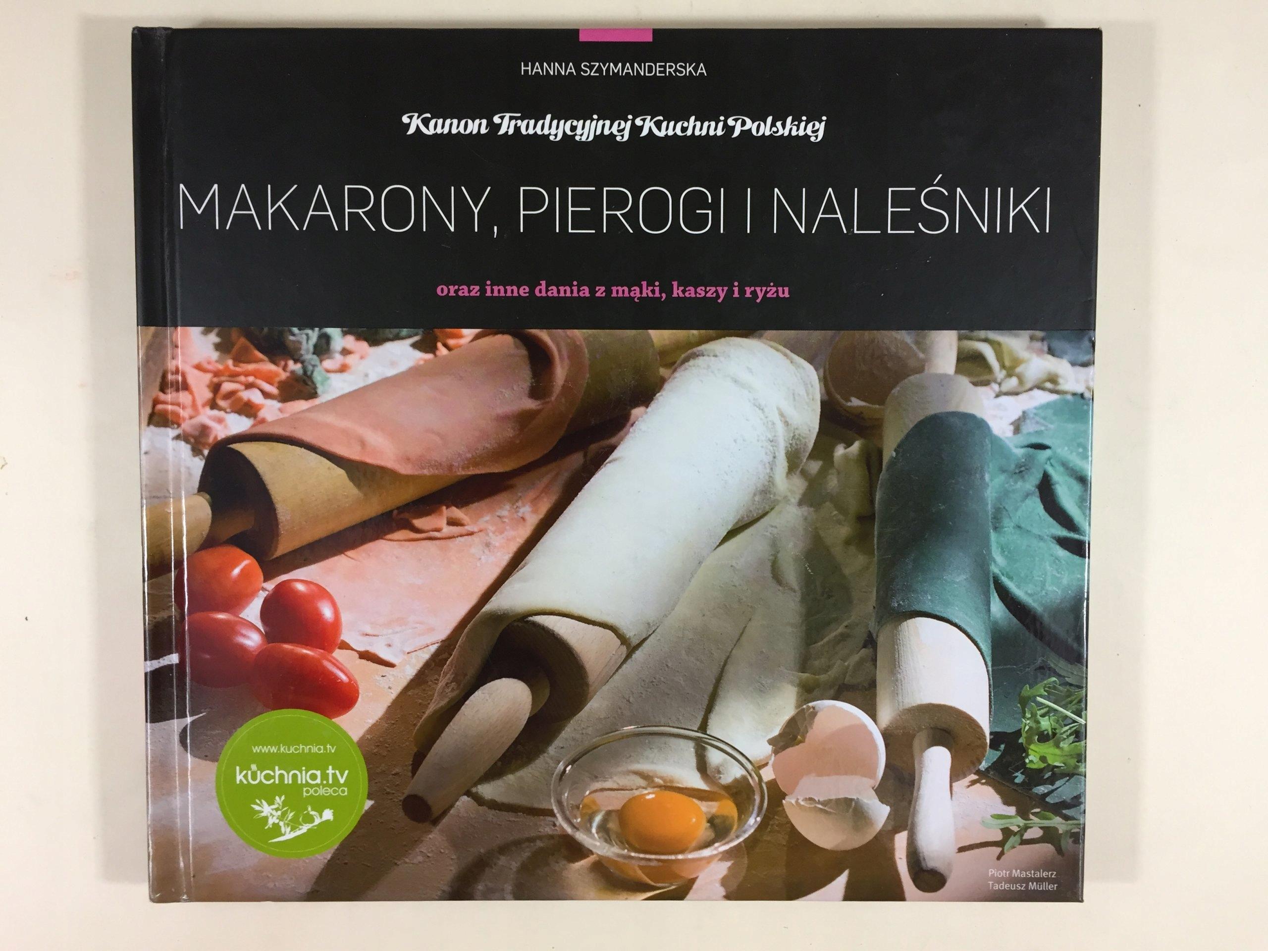 Makarony Pierogi I Nalesniki Hanna Szymanderska 6959019421