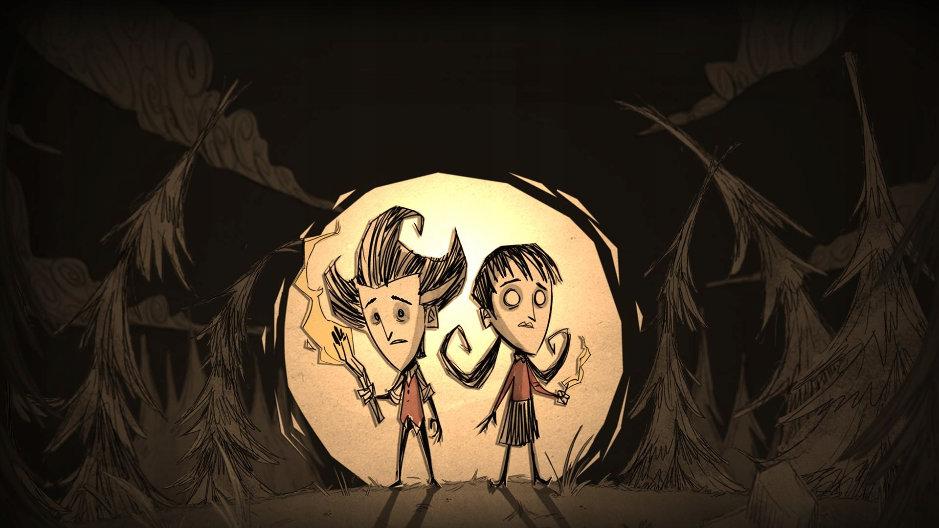 Don't Starve Together - !PREZENT STEAM!