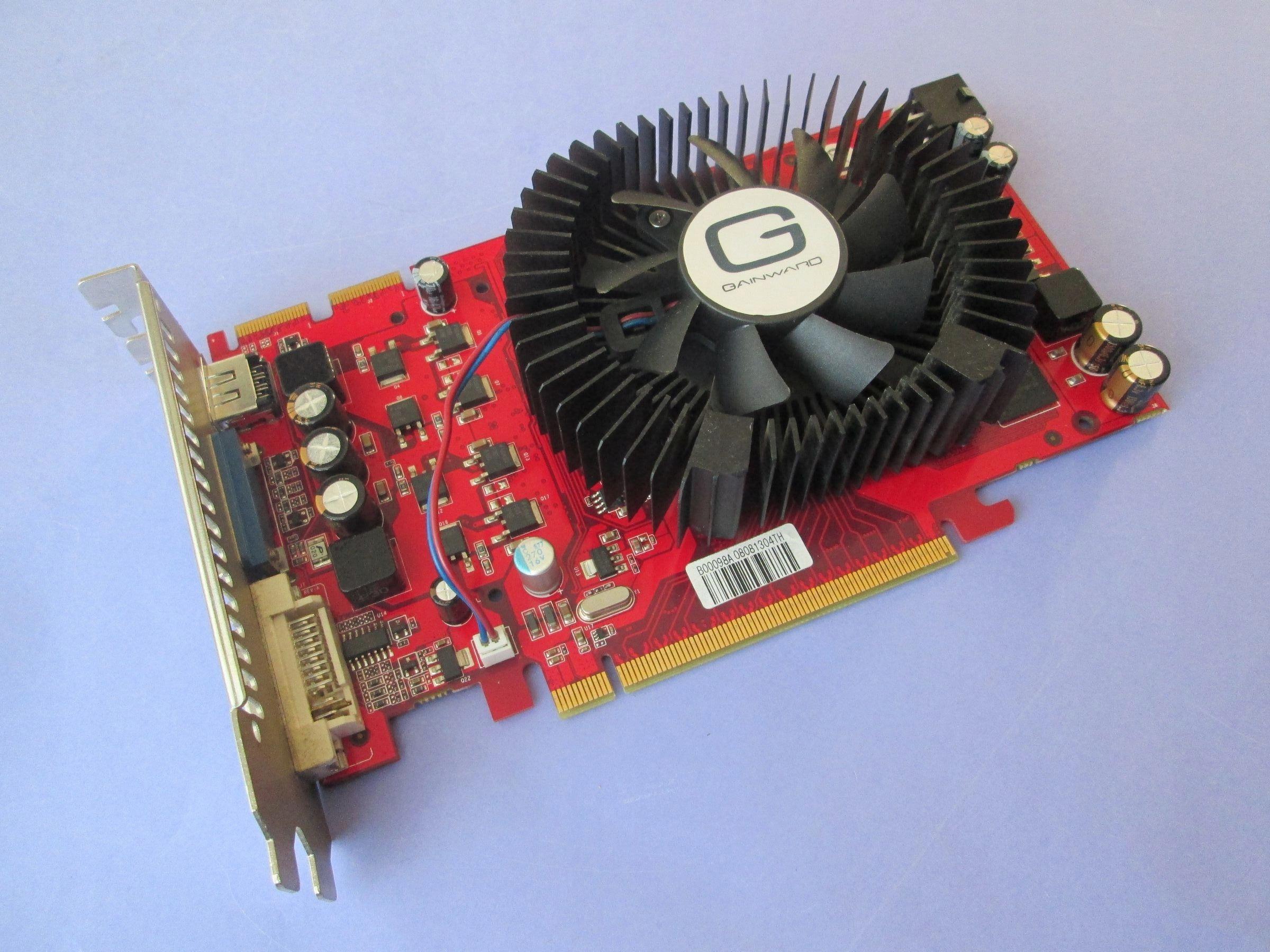 GAINWARD ATI RADEON HD 3850 DRIVER PC