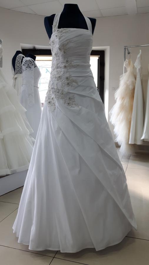 5759a493fc SUKNIA ŚLUBNA FATATO MARIETTA MARIAGE SALON KALISZ - 6743400708 ...