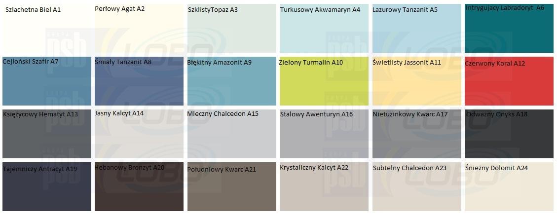 Farba Magnat Sypialnia Pokój Dziecka 50 Kolorów 6775168882