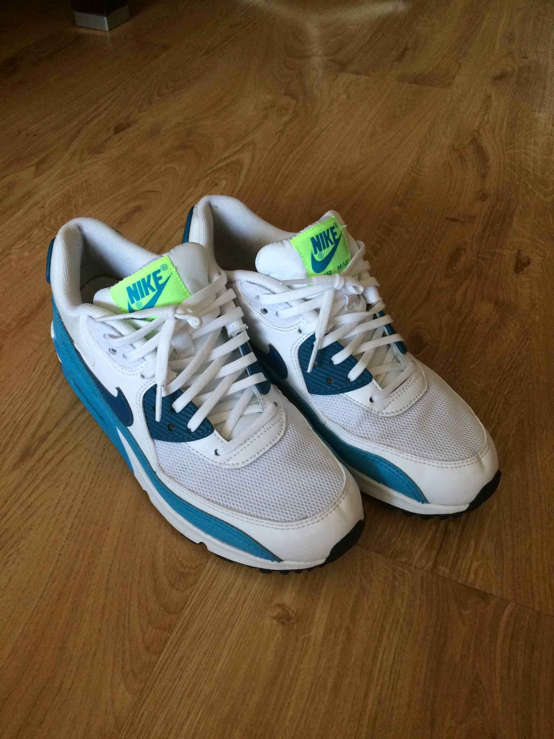 13affc50 Nike Air Max 90 Rozm. 38. Oryginalne!!! - 7197946354 - oficjalne archiwum  allegro